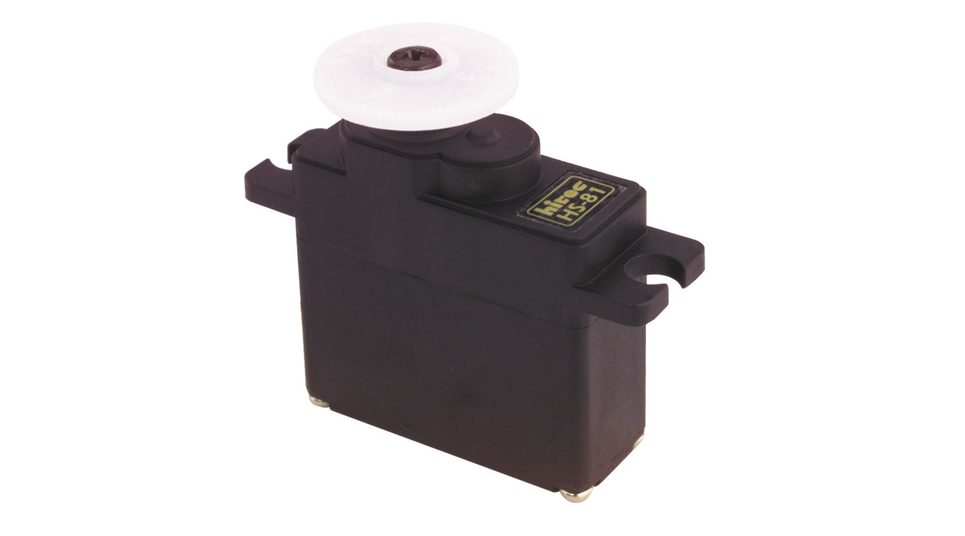 Image for HS-81 Standard Micro Analog Servo from HorizonHobby