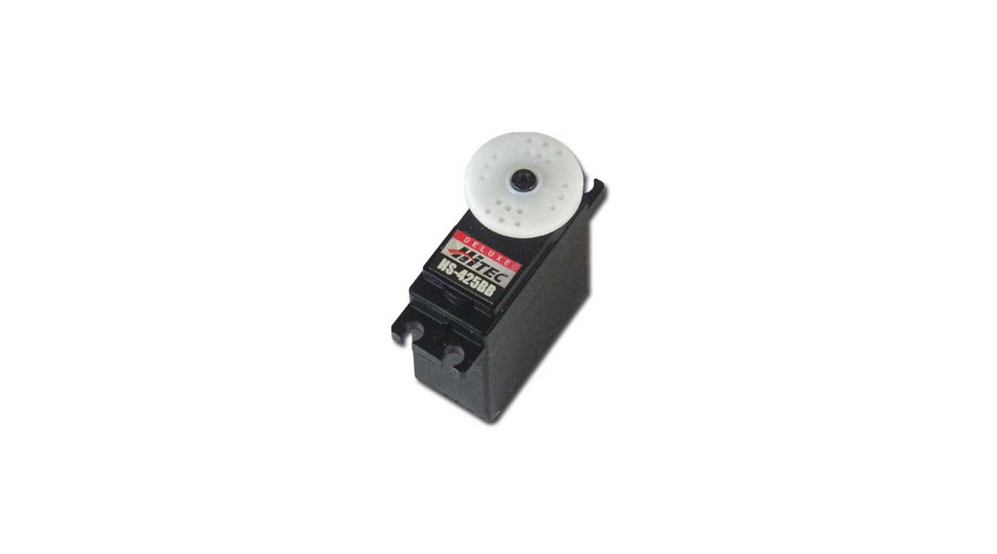 Image for HS-425BB Standard Analog Deluxe Servo from HorizonHobby