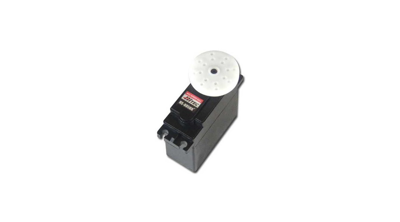 Image for HS-805BB Giant 1/4 Scale Analog Aircraft Servo from HorizonHobby