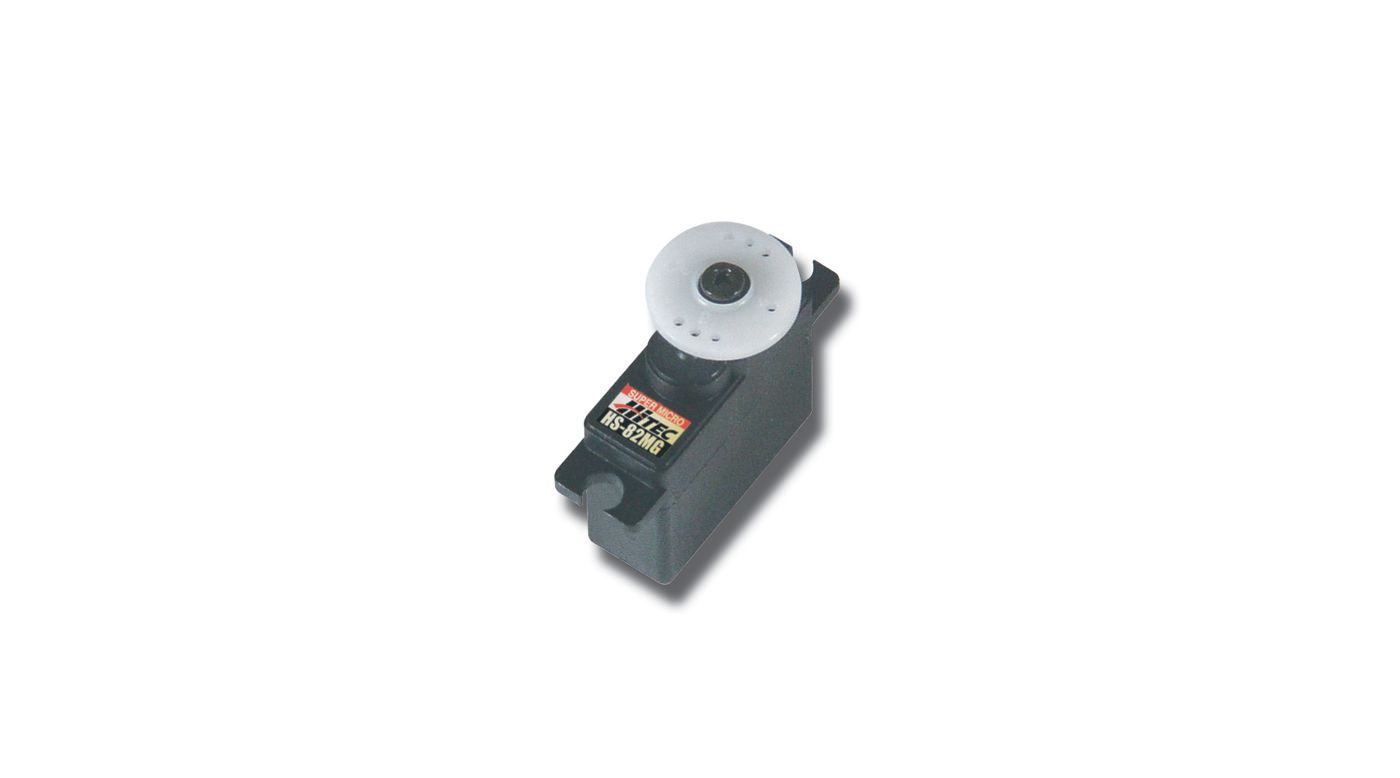 Image for HS-82MG Micro Analog Metal Gear Servo from HorizonHobby