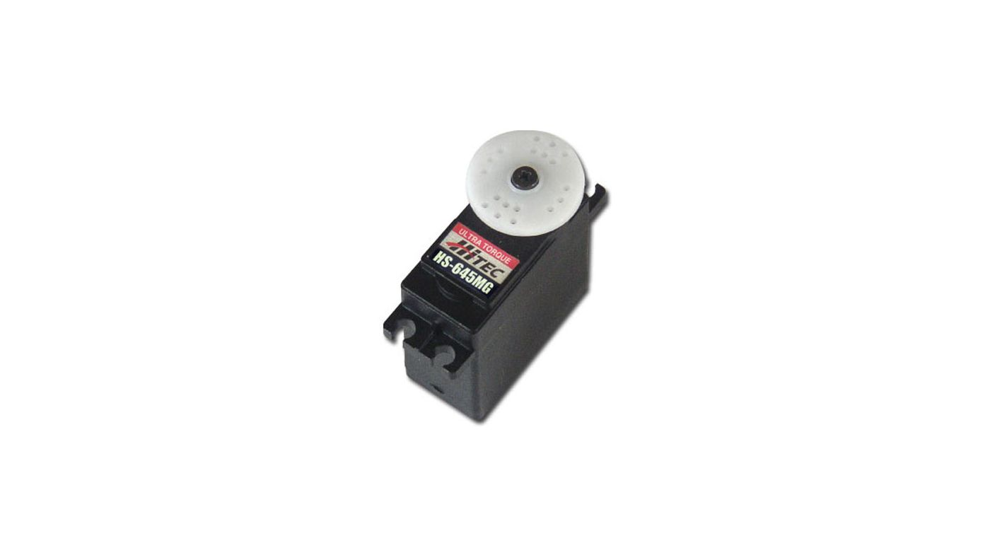 Image for HS-645MG Standard Digital Ultra Torque Metal Gear Servo from HorizonHobby