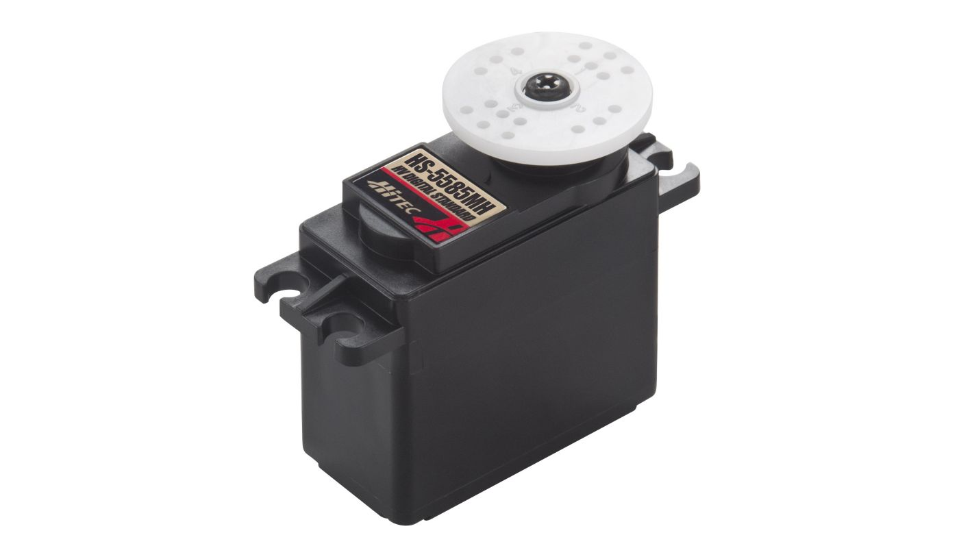 Image for HS-5585MH Standard Digital HV High Torque Metal Gear Servo from HorizonHobby