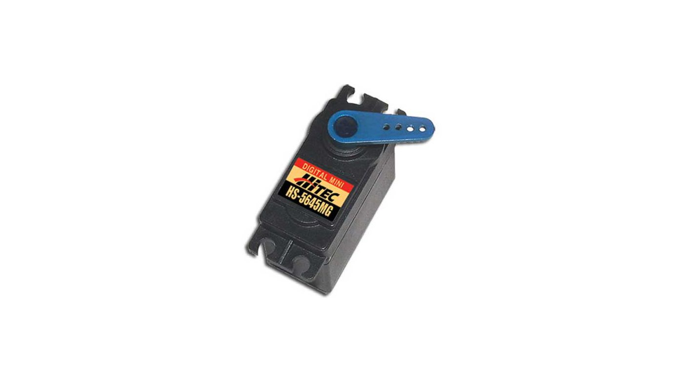 Image for HS-5645MG Standard Digital High Torque Metal Gear Servo from HorizonHobby