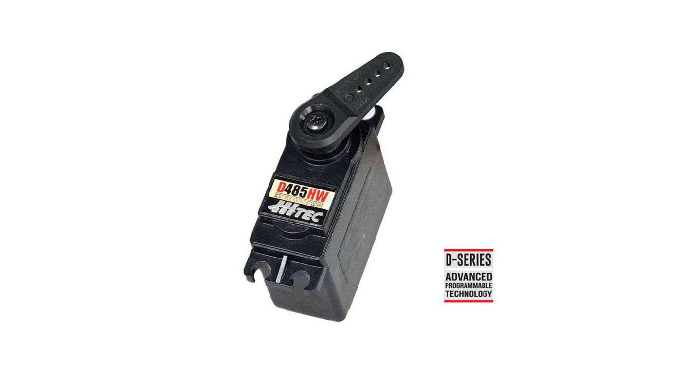 Image for D485HW Standard Digital Wide Voltage Karbonite Gear Servo from HorizonHobby