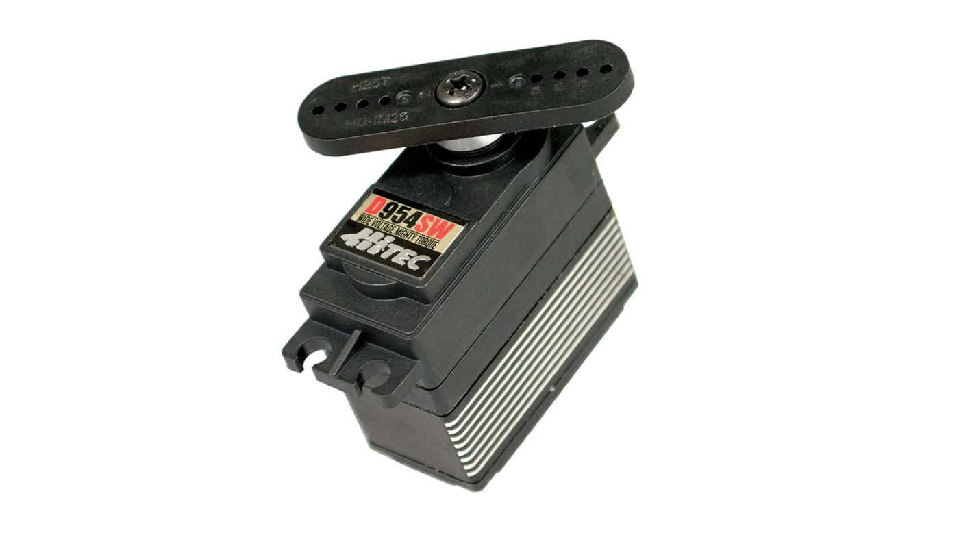 Image for D954SW High Torque Steel Gear Servo from HorizonHobby