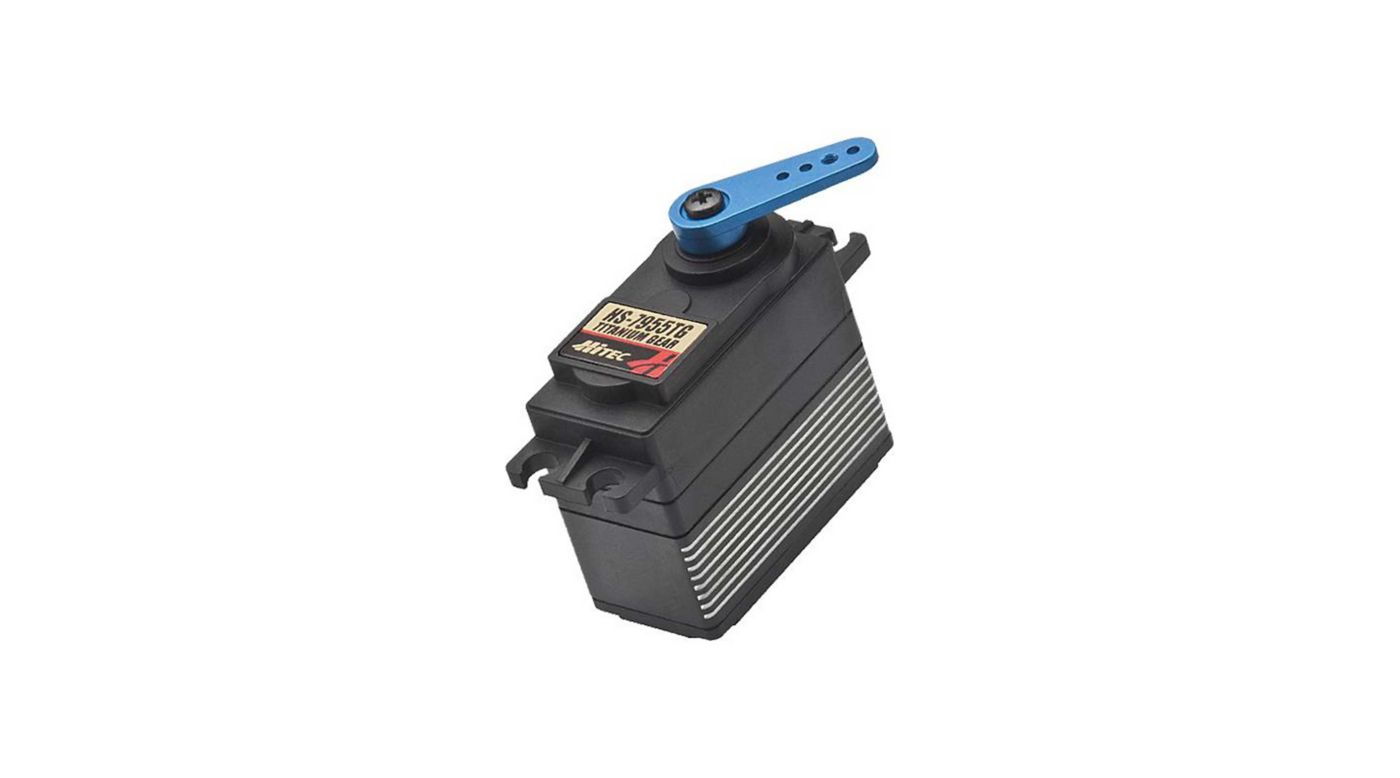 Image for High Resolution High Torque HS-7955TG: Universal from HorizonHobby
