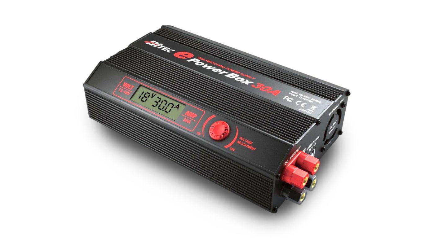 Image for ePowerBox 30-Amp AC Power Supply from HorizonHobby