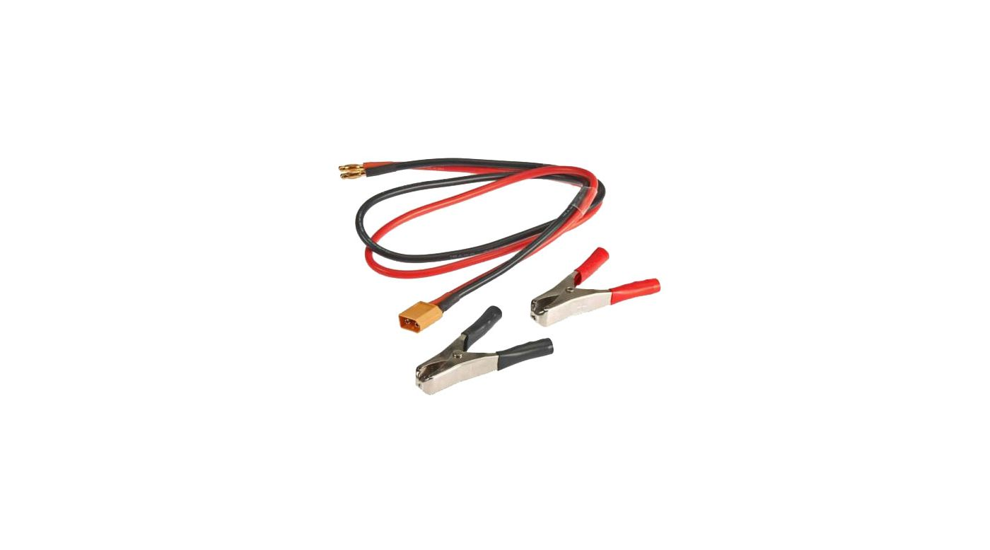 Image for XT60 DC Input Cables and Clips from HorizonHobby