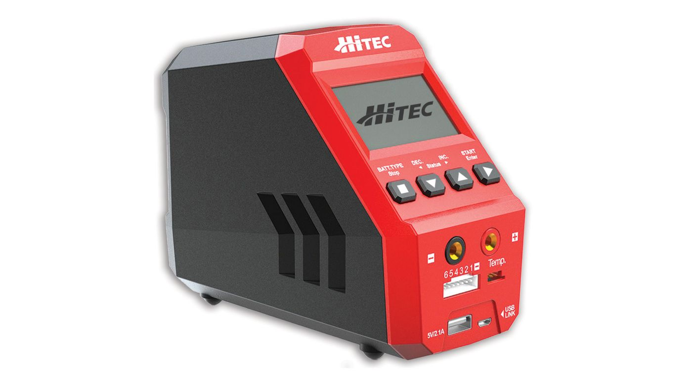 Image for RDX1 AC/DC Battery Charger/Discharger from HorizonHobby