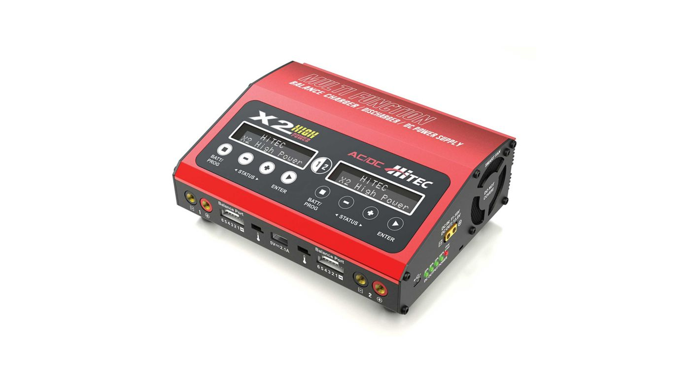 Image for X2 High Power Multi-Function Charger from HorizonHobby