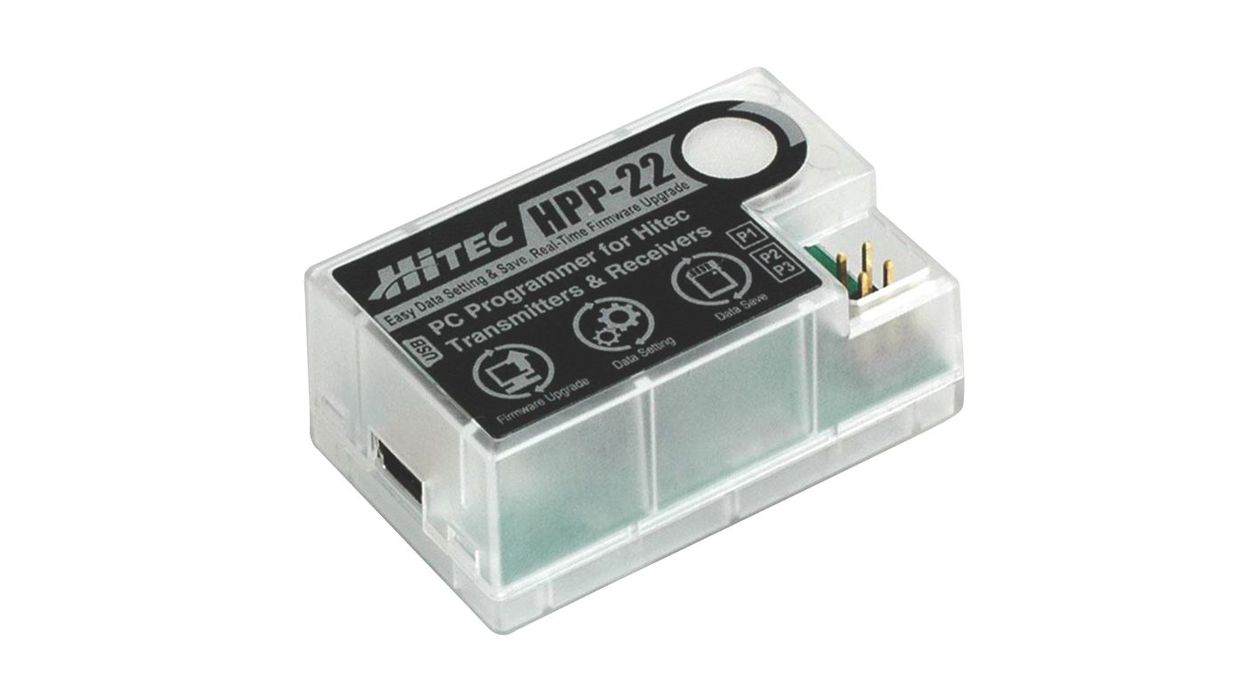 Image for PC Interface HPP-22 from HorizonHobby