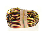 Hitec RCD Inc. - Servo Wire: 50' 3-Color Heavy Gauge
