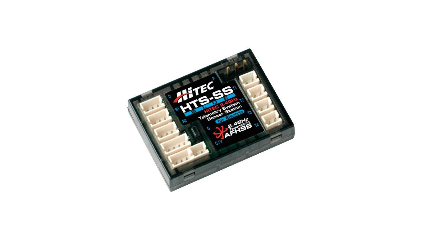 Image for Sensor Station  Blue (Electric) Telemetry Sensors from HorizonHobby