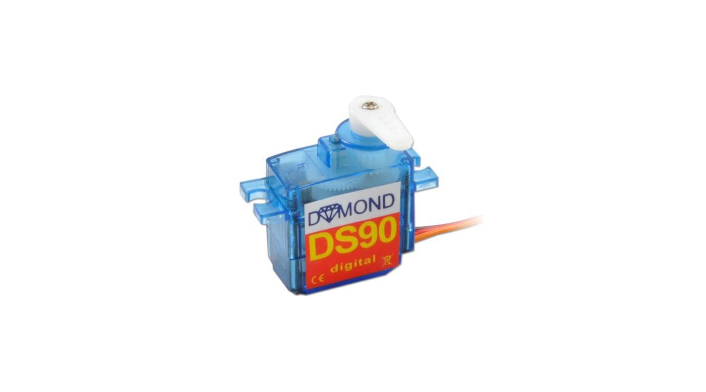 Grafik für DYMOND DS 90 digital Servo in Horizon Hobby