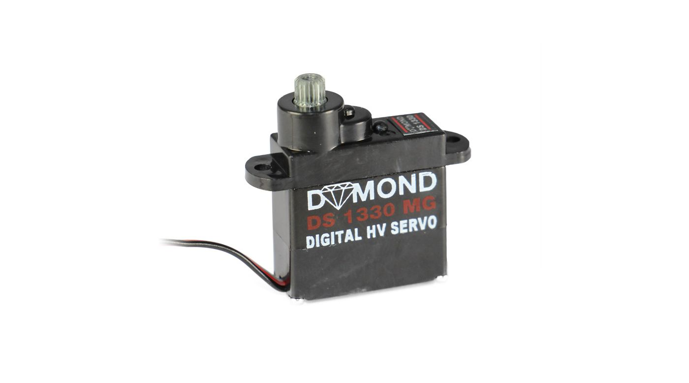 Grafik für DYMOND DS 1330 MG HV digital Servo in Horizon Hobby