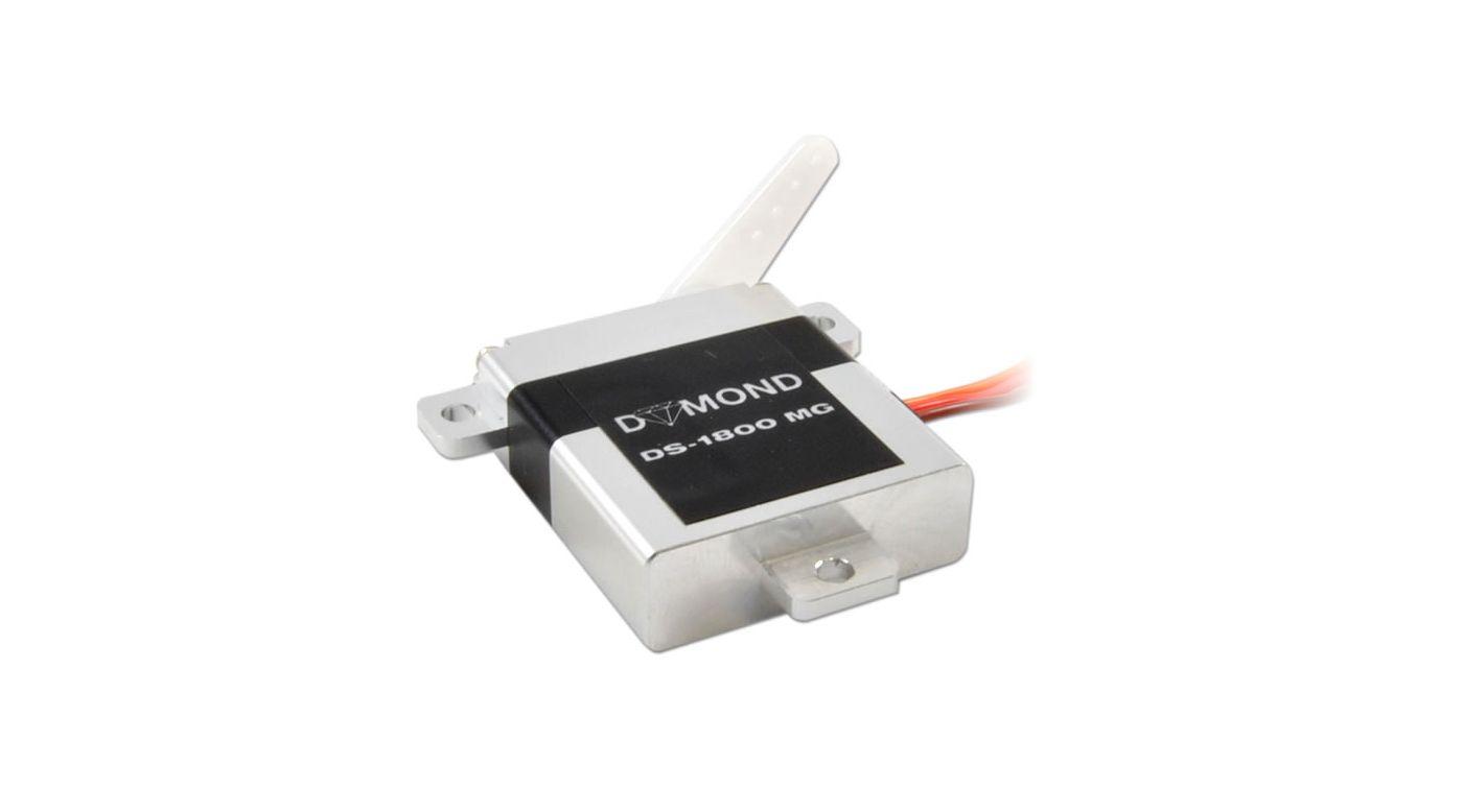 Grafik für DYMOND DS 1800 MG digital Flächenservo (Alugehäuse) in Horizon Hobby