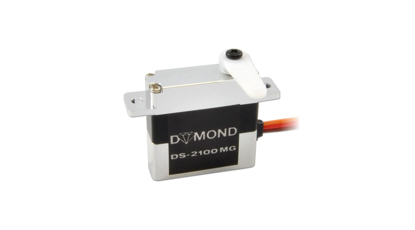 Grafik für DYMOND DS 2100 MG digital Servo (Alugehäuse) in Horizon Hobby