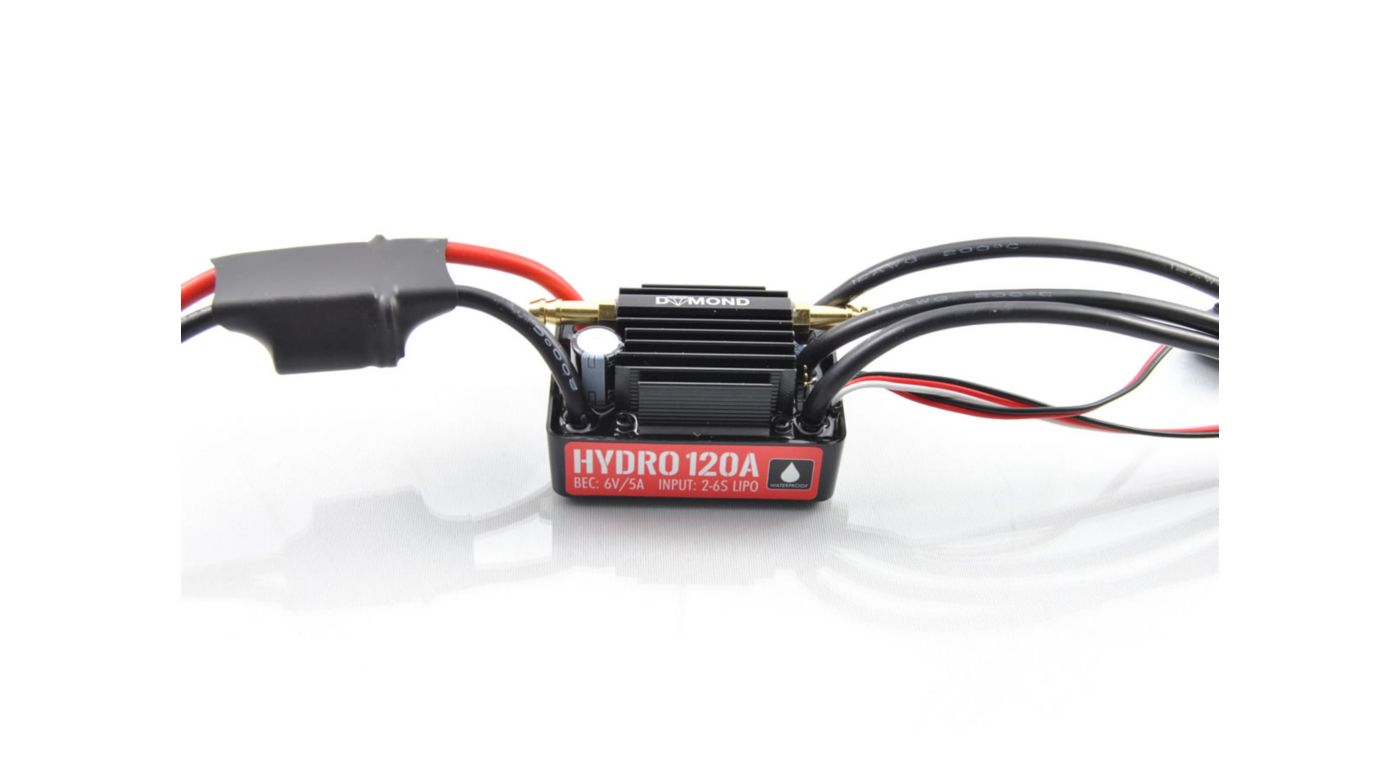 Image for Hydro 120 BEC from Horizon Hobby