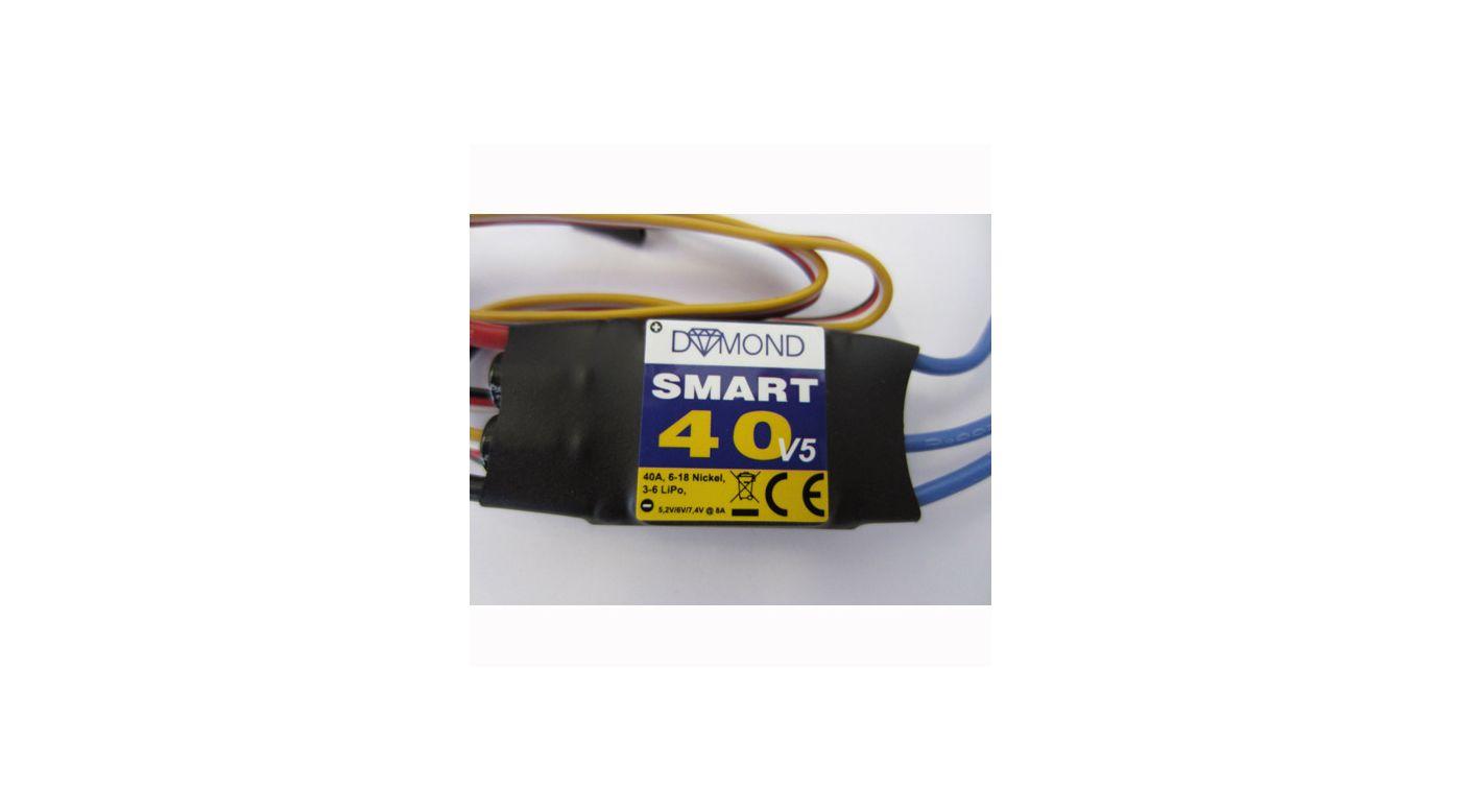 Image for Smart 40 BEC ESC from Horizon Hobby