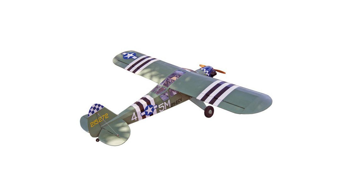 Grafik für VQ-ARF Piper L4 Grasshopper BIG 2750mm ARF in Horizon Hobby