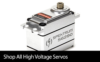 Shop All High Voltage RC Servos