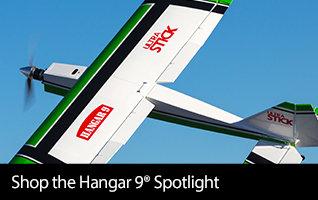 Shop our Favorite Hangar 9 Airplanes
