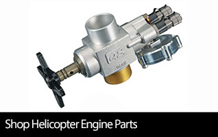 Helicopter Engine Replacement Parts