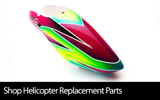 Helicopter Replacement Parts