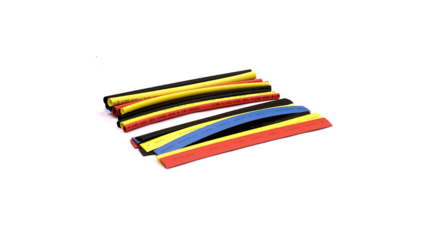 Image for Medium Shrink Tube: Assorted from HorizonHobby