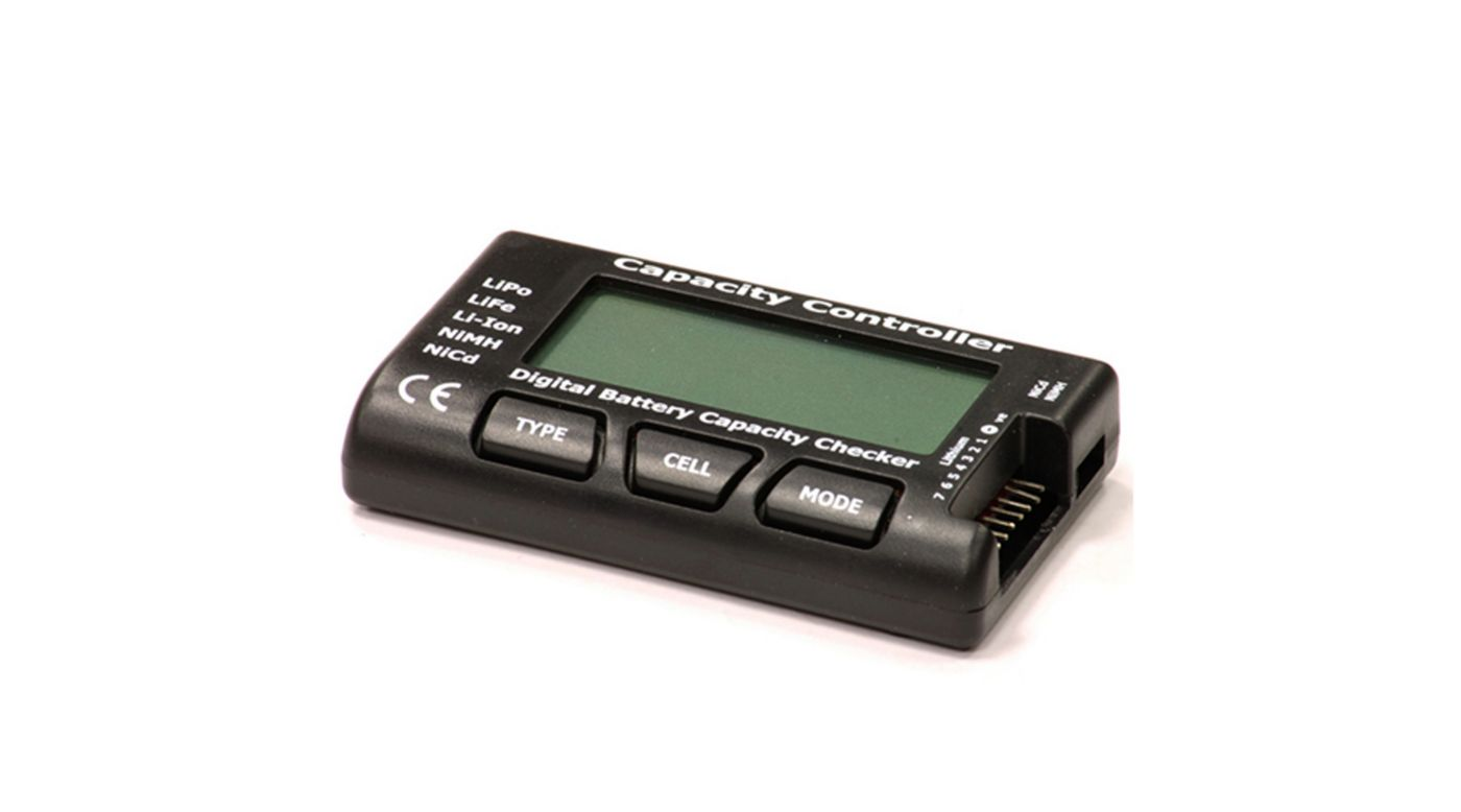 Image for Cell Master-7 Digital Battery Capacity Checker from HorizonHobby