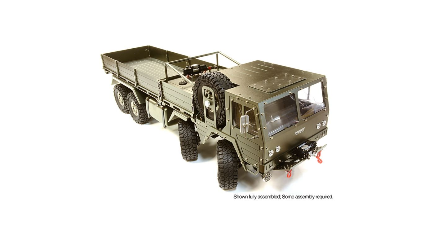 Image for 1/10 8x8 10T High-Mobility Off-Road Truck ARTR from HorizonHobby