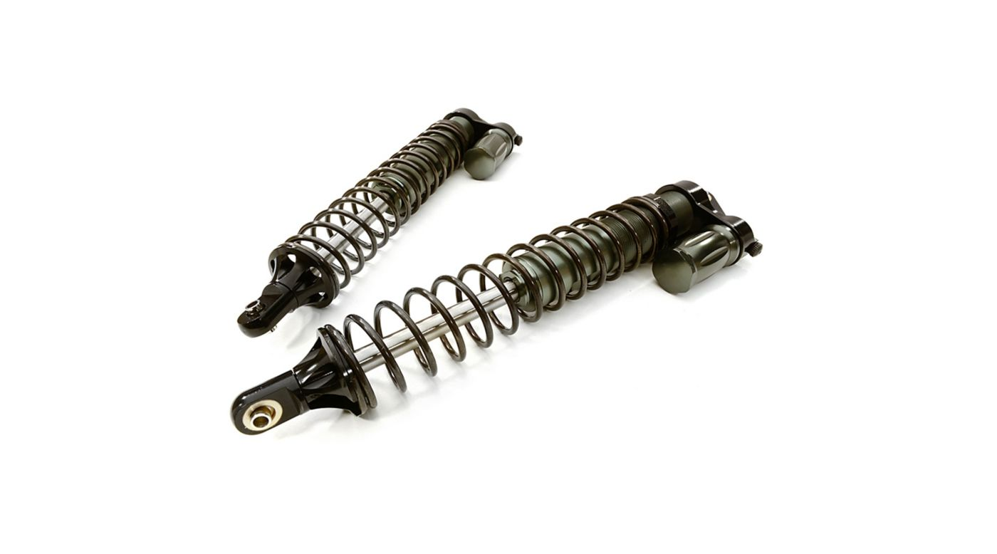 Image for Billet Machined Piggyback Shock (2): X-Maxx from HorizonHobby