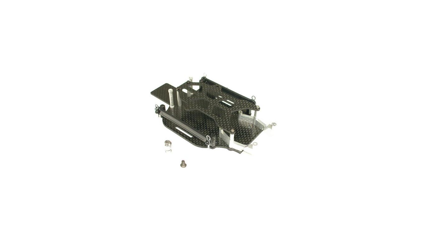 Image for Graphite Chassis Kit: Mini-T from HorizonHobby