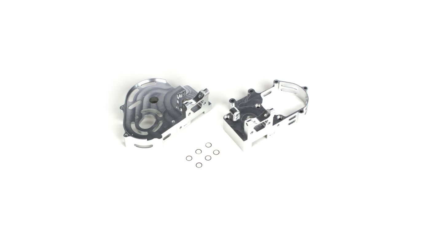 Image for IFA Forged Gear Box, Silver: SLH from HorizonHobby