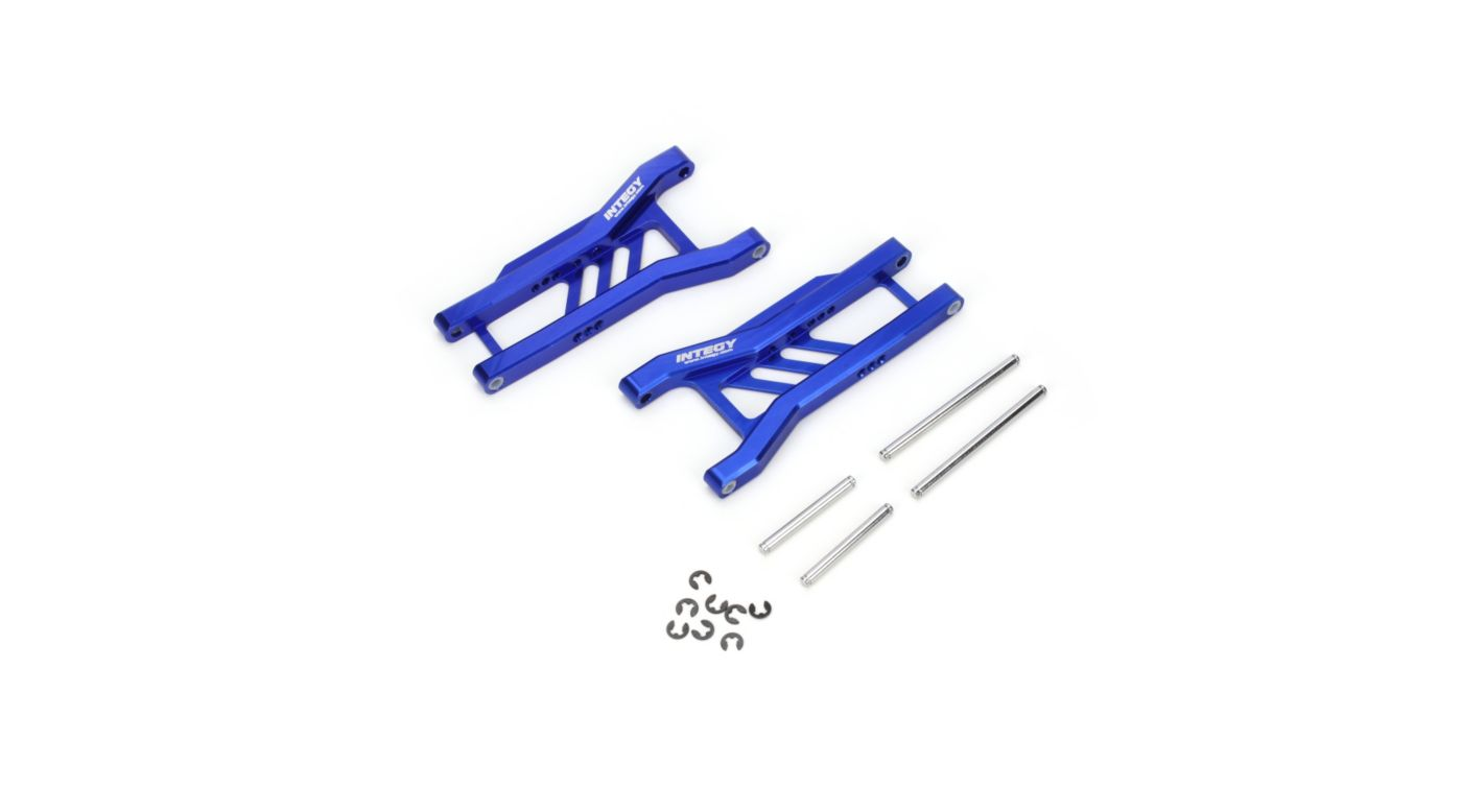Image for Rear Lower Arm, Blue: SLH from HorizonHobby