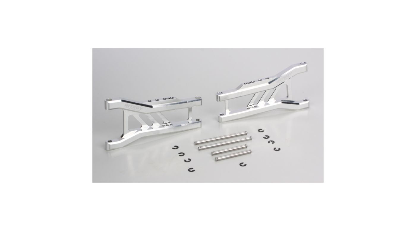 Image for Rear Lower Arm, Silver: SLH from HorizonHobby