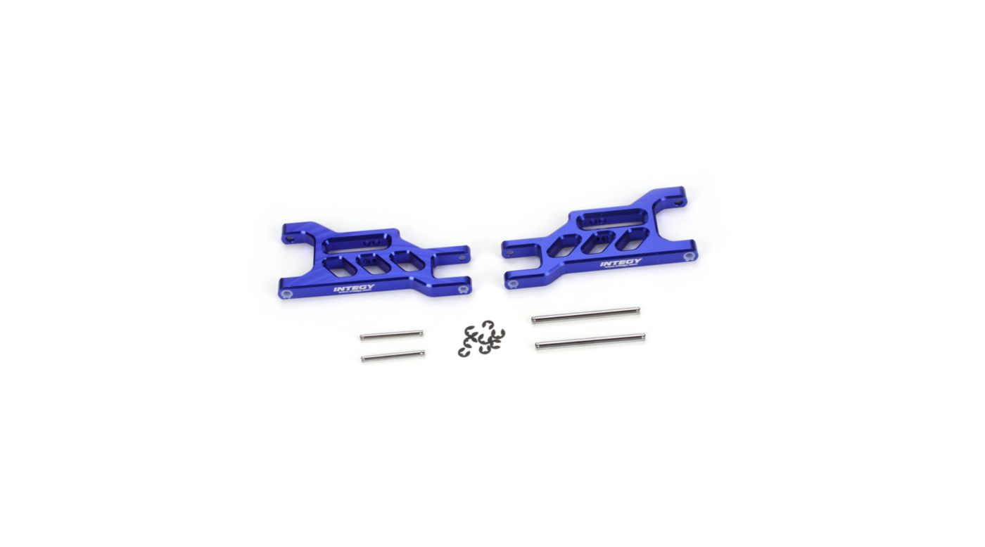 Image for Front Lower Arm, Blue: SLH from HorizonHobby