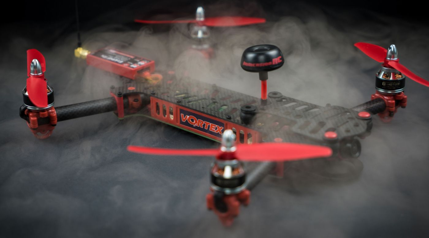 Image for Vortex 285 Race Quad Kit, 5.8GHz, 350mW from HorizonHobby