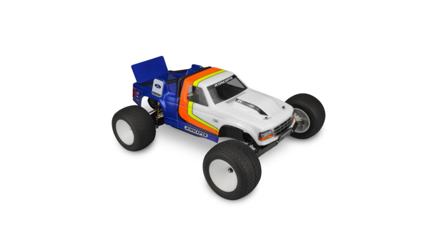 Image for 1/10 1993 Ford F150 Clear Vintage Team Truck Body: RC10T from HorizonHobby