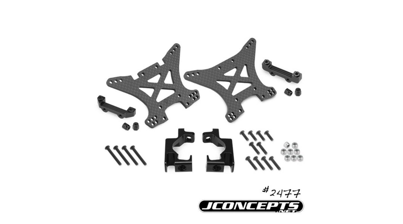 Monster Truck Suspension Conversion Set: Slash 4x4