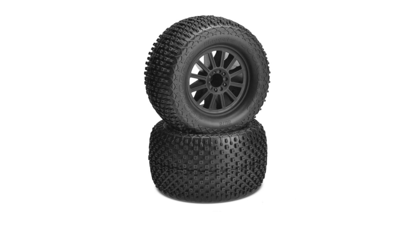 Image for Choppers, Blue Mnt Rulux, Black Wheel: ST4x4 from HorizonHobby