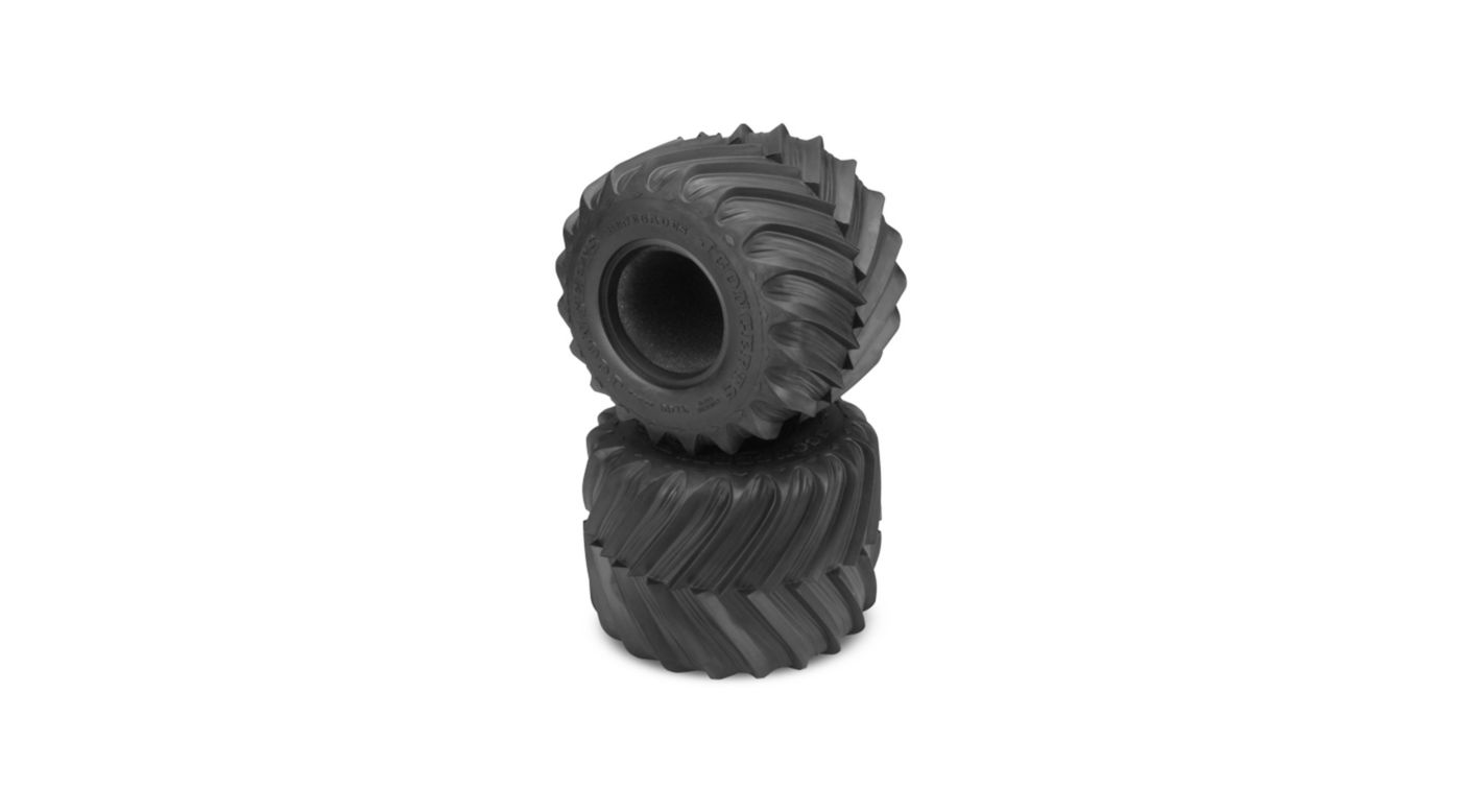 Image for Renegades Monster Truck Tire, Blue Compound from HorizonHobby