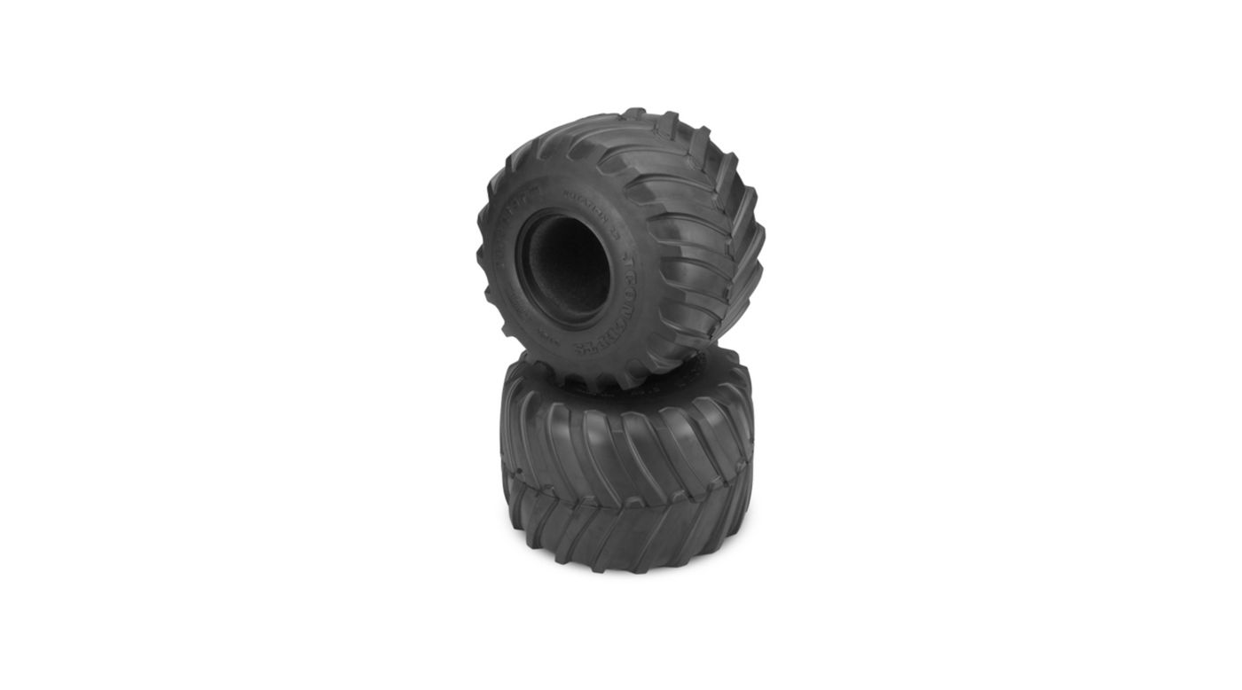 Image for Firestorm Monster Truck Tire, Blue Compound from HorizonHobby