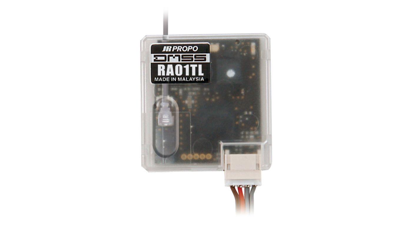 Image for RA01TL DMSS Telem Antenna Full Range, Coax from HorizonHobby