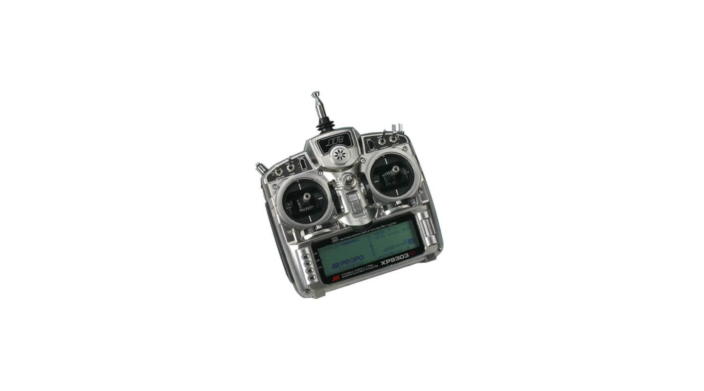Image for 9303 Air Synthesized Radio - R2100 - No Sx's from HorizonHobby