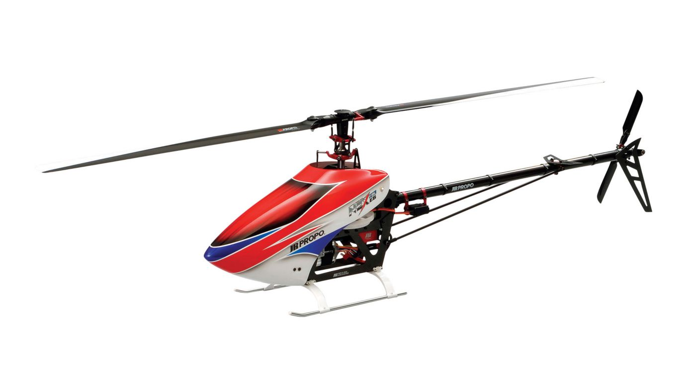 Image for E6-550 Heli, Full Combo Kit with Motor, ESC, Blades, Servos, Gyro from HorizonHobby