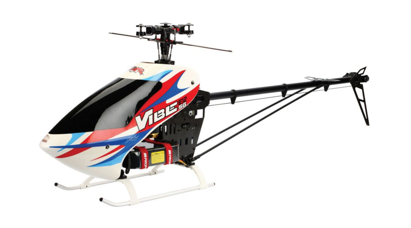 Image for Vibe 90SG E12 Elec Heli Kit from HorizonHobby