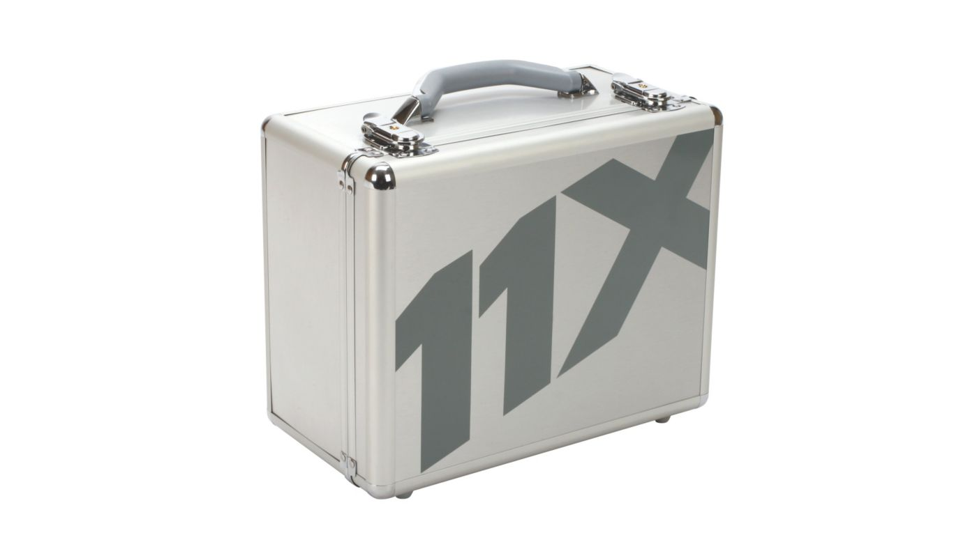 Image for JR DSM 11X Single Pro Transmitter Case from HorizonHobby