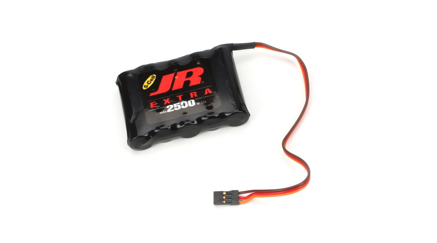 Image for Receiver Pack 2500mAh 6V NiMH from HorizonHobby