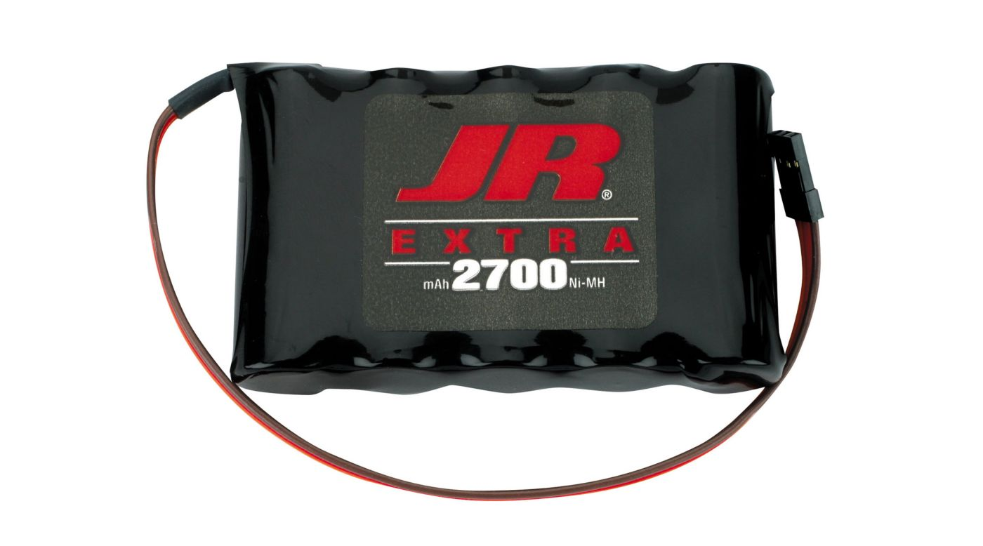 Image for Receiver Pack 2700mAh 6V NiMH Sanyo from HorizonHobby